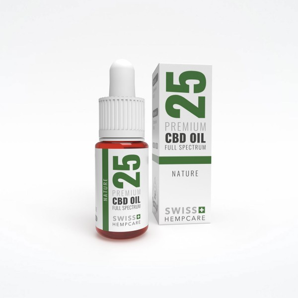 CBD-Öl | NATURE (25%)