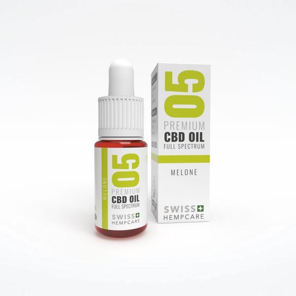 CBD-Öl | MELONE (5%)