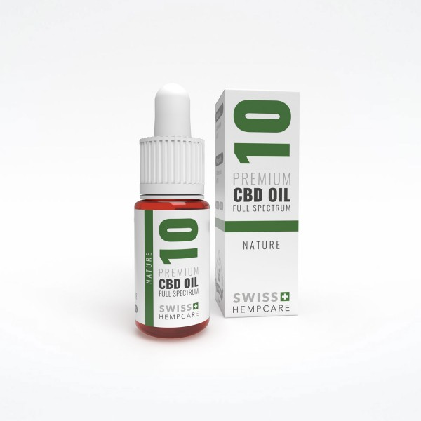 CBD-Öl | NATURE (10%)