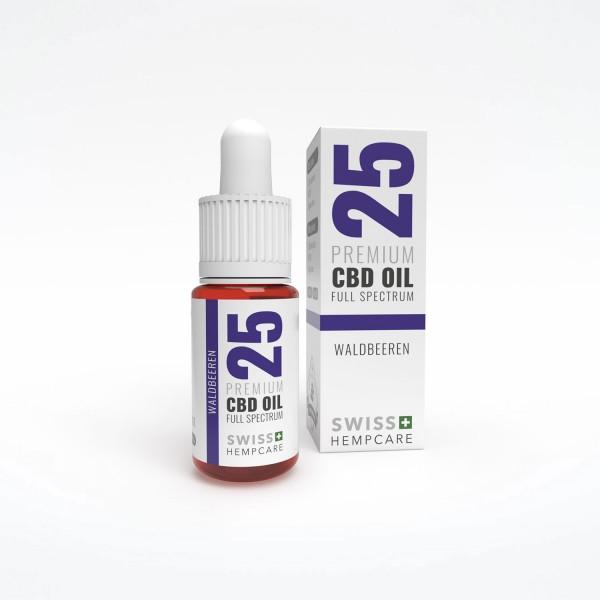 CBD-Öl | WALDBEEREN (25%)