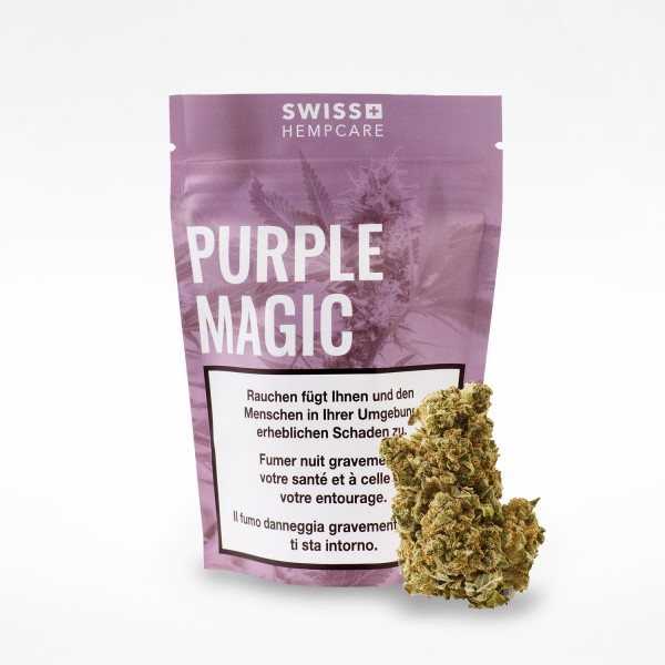 PURPLE MAGIC