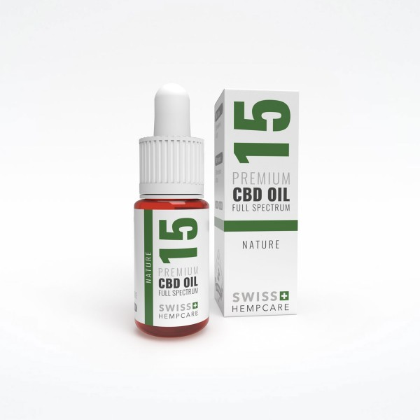 CBD-Öl | NATURE (15%)