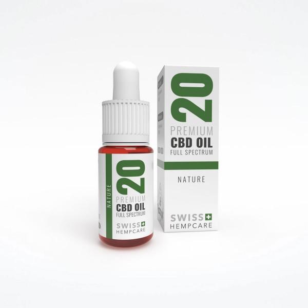 CBD-Öl | NATURE (20%)