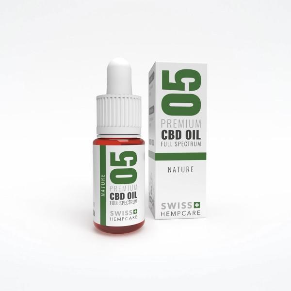 CBD-Öl | NATURE (5%)