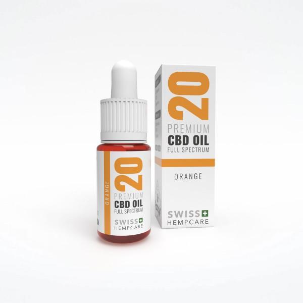 CBD-Öl | ORANGE (20%)